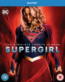 Supergirl: The Complete Fourth Season, Blu-ray BluRay