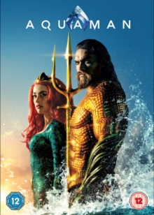 Aquaman, DVD DVD