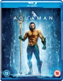 Aquaman, Blu-ray BluRay