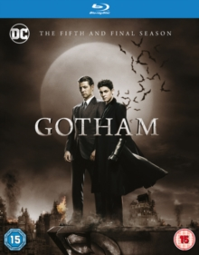 Gotham: The Fifth and Final Season, Blu-ray BluRay