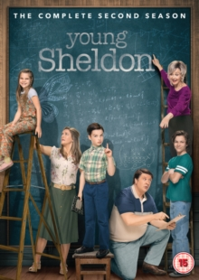 Young Sheldon: The Complete Second Season, DVD DVD