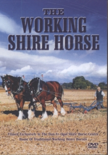 The Working Shire Horse, DVD DVD