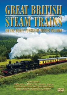 Great British Steam Trains: Of the North Yorkshire Moors, DVD  DVD
