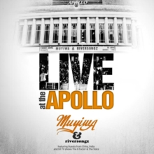 Muyiwa and Riversongz: Live at the Apollo, DVD  DVD
