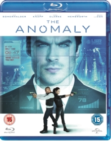 The Anomaly, Blu-ray BluRay