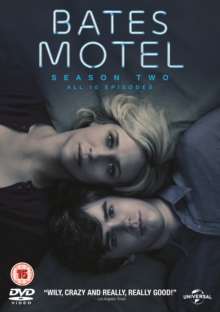 Bates Motel: Season 2, DVD  DVD