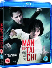 Man of Tai Chi, Blu-ray  BluRay