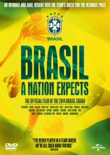 Brasil - A Nation Expects, DVD  DVD