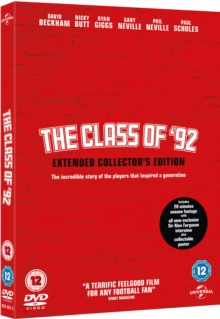 The Class of '92: Extended Edition, DVD DVD