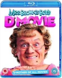 Mrs Brown's Boys D'movie, Blu-ray  BluRay