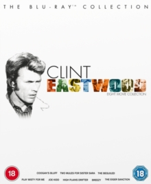 Clint Eastwood: The Collection, Blu-ray  BluRay