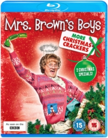 Mrs Brown's Boys: Christmas Specials 2013, Blu-ray  BluRay