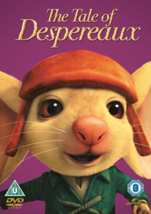 The Tale of Despereaux, DVD DVD