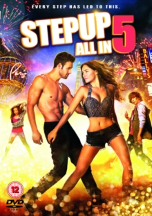 Step Up 5 - All In, DVD  DVD