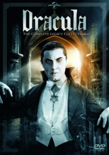 The Dracula Legacy Collection, DVD  DVD