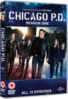 Chicago P.D.: Season 1, DVD  DVD
