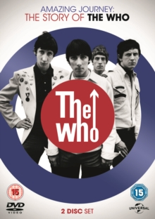 Amazing Journey: The Story of the Who, DVD  DVD