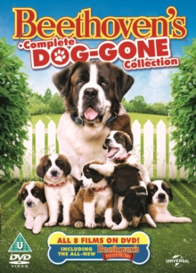 Beethoven's Complete Dog-gone Collection, DVD  DVD