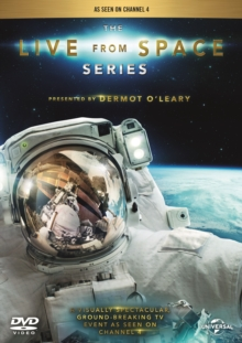 Live from Space, DVD  DVD