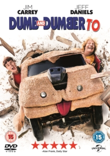 Dumb and Dumber To, DVD  DVD