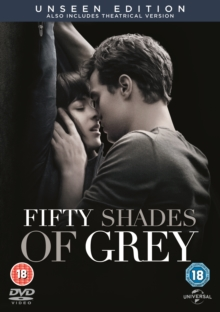 Fifty Shades of Grey - The Unseen Edition, DVD  DVD