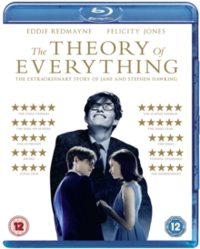 The Theory of Everything, Blu-ray BluRay