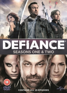 Defiance: Season 1 and 2, DVD  DVD