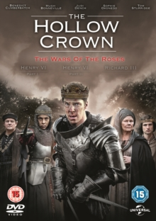 The Hollow Crown: The Wars of the Roses, DVD DVD