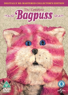 Bagpuss: The Complete Bagpuss, DVD  DVD