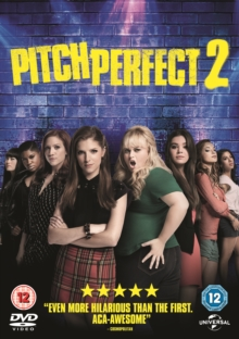 Pitch Perfect 2, DVD  DVD
