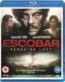 Escobar - Paradise Lost, Blu-ray  BluRay