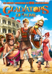 Gladiators of Rome, DVD  DVD