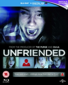 Unfriended, Blu-ray  BluRay