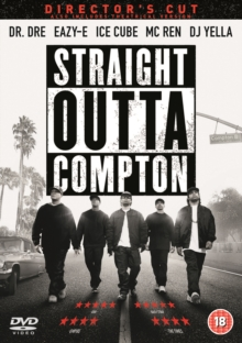 Straight Outta Compton - Director's Cut, DVD  DVD