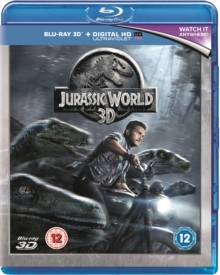 Jurassic World, Blu-ray  BluRay