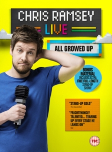 Chris Ramsey: All Growed Up, DVD  DVD