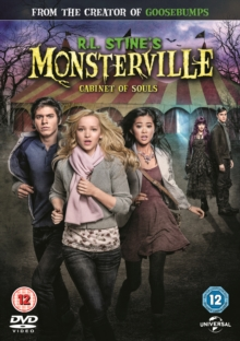 R.L. Stine's Monsterville: Cabinet of Souls, DVD DVD