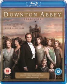 Downton Abbey: Series 6, Blu-ray  BluRay