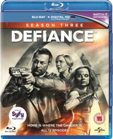 Defiance: Season 3, Blu-ray  BluRay