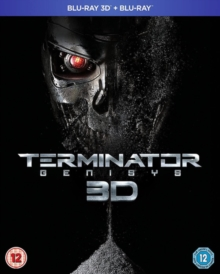 Terminator Genisys, Blu-ray  BluRay
