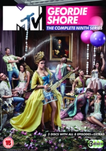 Geordie Shore: The Complete Ninth Series, DVD  DVD