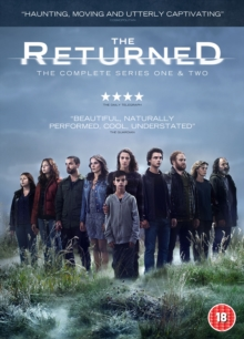 The Returned: Series 1 and 2, DVD DVD