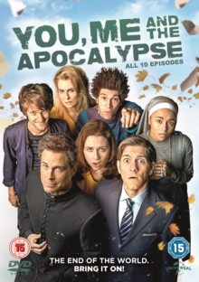You, Me and the Apocalypse, DVD DVD