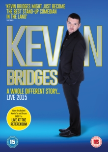 Kevin Bridges Live: A Whole Different Story, DVD  DVD