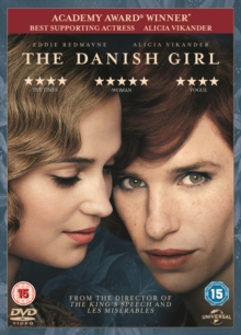 The Danish Girl, DVD DVD