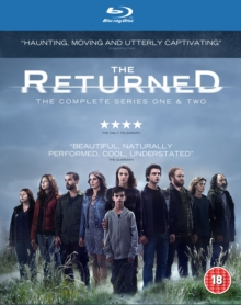 The Returned: Series 1 and 2, Blu-ray BluRay