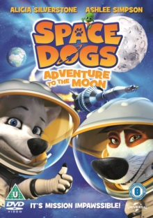 Space Dogs - Adventure to the Moon, DVD DVD