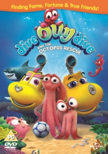 Dive Olly Dive and the Octopus Rescue, DVD DVD