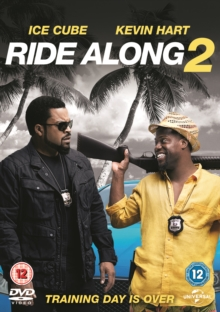 Ride Along 2, DVD DVD
