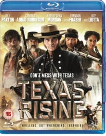 Texas Rising, Blu-ray BluRay